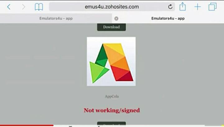 download appcola ios