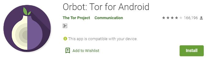 Download Orbot Proxy with Tor For Windows PC