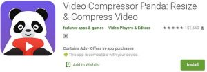 Download Video Compressor Panda for PC – Windows & Mac