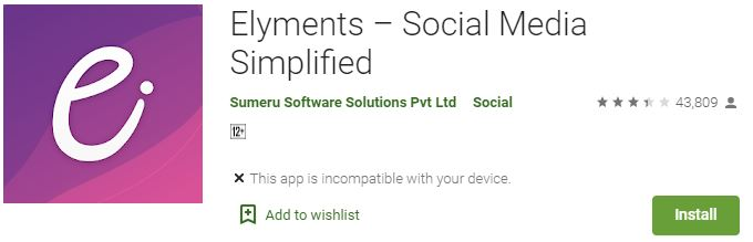 Download Elyments Social Media Simplified for Windows