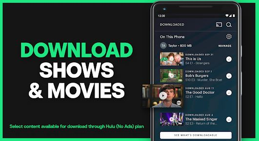 Download Hulu For PC