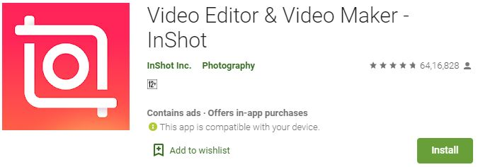 Download Inshot for PC