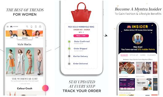 Download Myntra App for PC