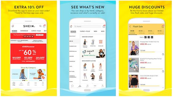 Download SHEIN-Fashion Shopping Online App for PC