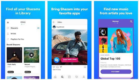 Download Shazam For windows