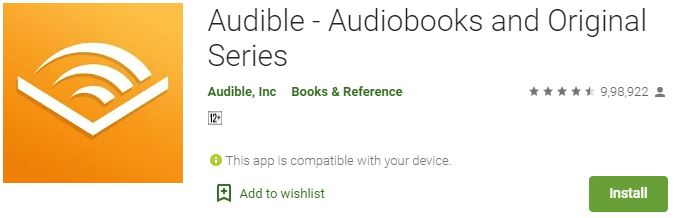 How to Download Audible for PC