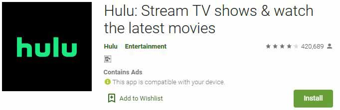 How to Download Hulu For Windows PC