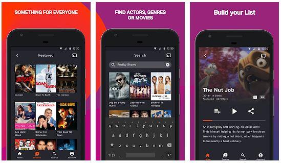 Tubi TV app for PC