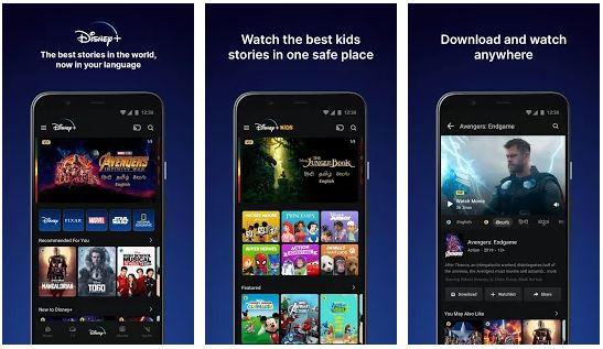 download Disney+Hotstarfor windows Mac