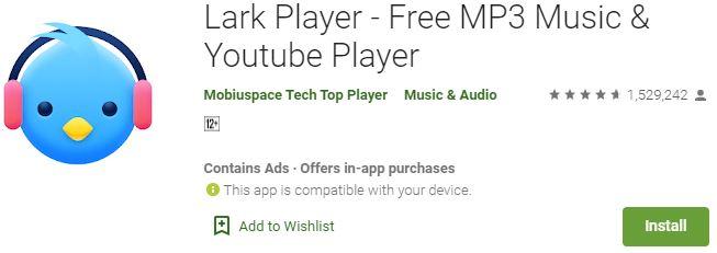 download Lark Player for Windows