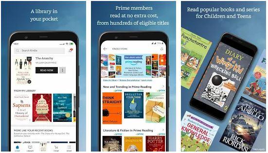 Amazon Kindle APK for PC