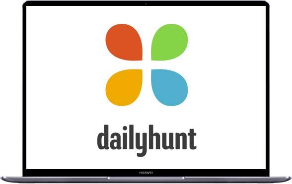 DailyhuntforPC free download