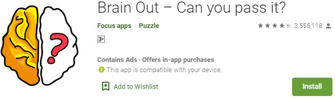 Download Brain Out For Windows