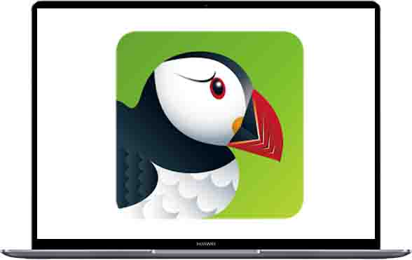 DownloadPuffin Web Browser For PC