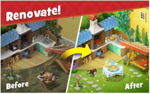 Download Gardenscapes For PC (Windows 7/8/10 & Mac)