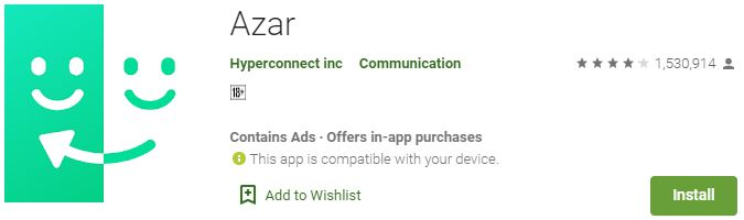How to Download Azar For Windows PC
