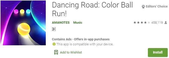 How to Download Dancing Road For Windows