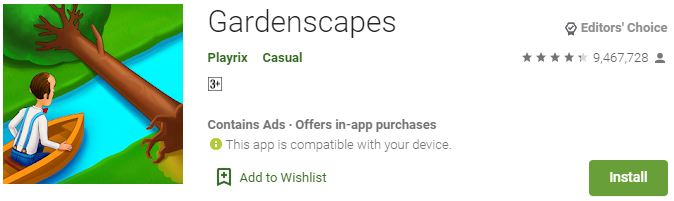 How to Download Gardenscapes For Windows