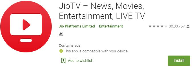 How to Download JioTV For Windows