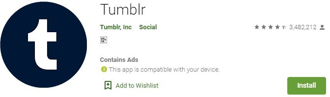 How to DownloadTumblr For Windows