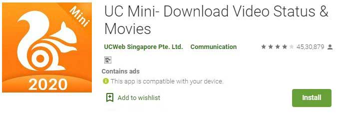 How to Download UC Mini For Windows