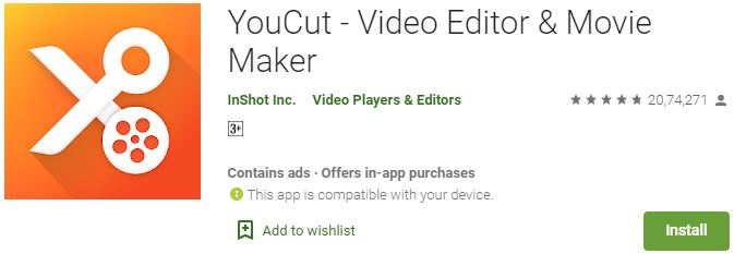 How to Download YouCut For Windows