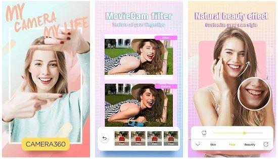 download Camera360 APK