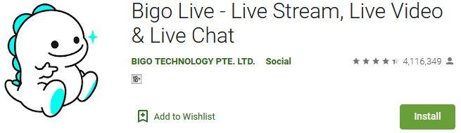 Download Bigo Live For Windows