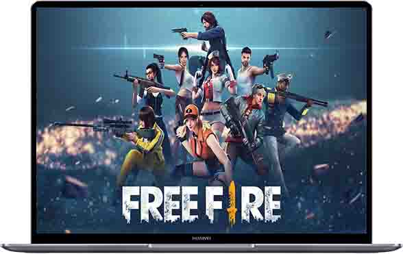 Download Garena Free Fire For PC