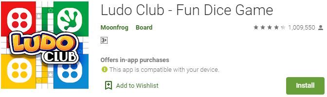 Download Ludo Club For Windows