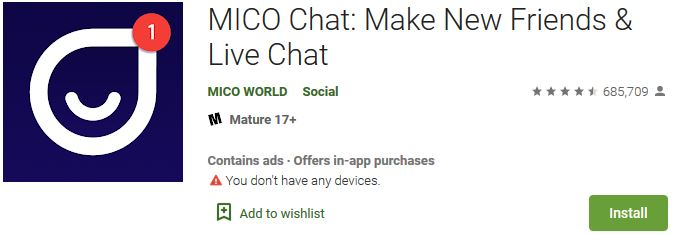 Download MICO Chat For Windows