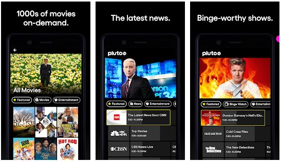 Download Pluto TV for Mac