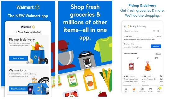 Download Walmart for PC free