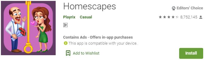 How to Download Homescapes For Windows