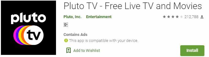 How to Download Pluto TV for PC