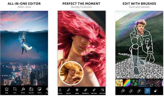 PicsArt Photo Editor APK for PC