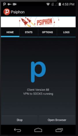 Psiphon Pro For PC free download