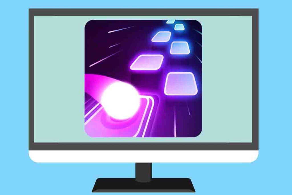 Tiles Hop EDM Rush For PC free