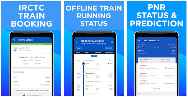 Download IRCTC Train Booking For Mac