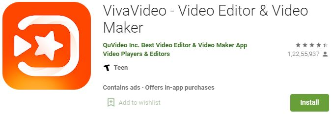 VivaVideo For windows PC