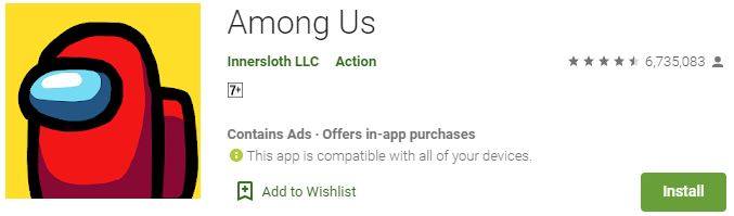Download Among Us for Windows