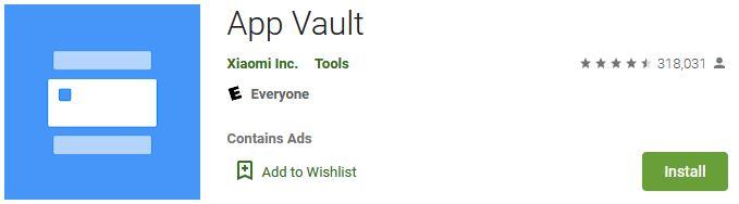 Download App Vault For Windows