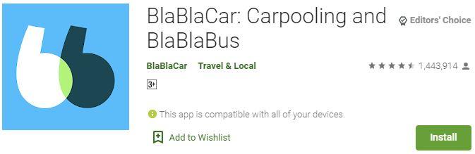 DownloadBlaBlaCar For Windows