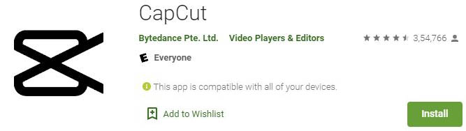 Download CapCut For Windows