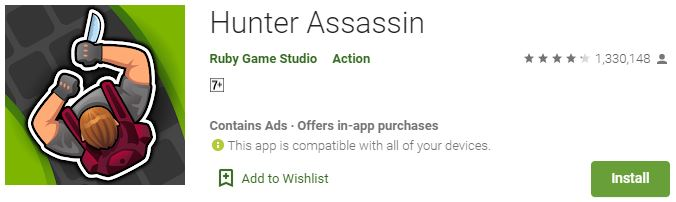 Download Hunter Assassin For Windows