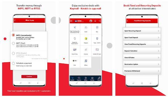 Download Kotak - 811 & Mobile Banking for Mac