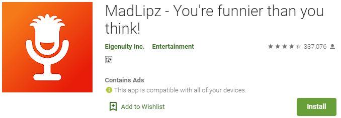 DownloadMadLipz For Windows