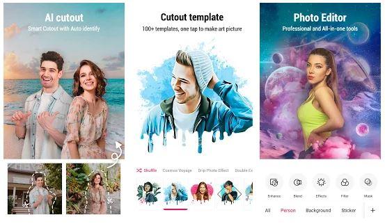Download PickU Cutout Photo Editor For Mac