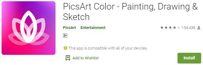 Download PicsArt Color For Windows