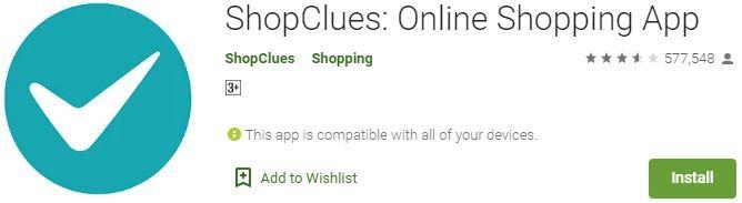 DownloadShopClues For Windows